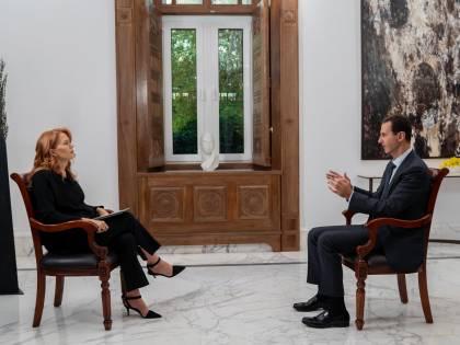 Il giallo dell'intervista a Assad: perché la Rai non la mette in onda?
