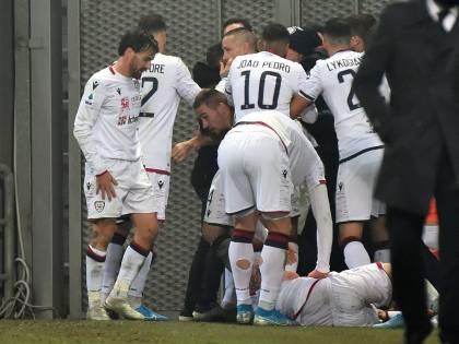 Serie A, il Cagliari fa 2-2 con il Sassuolo. Ok Brescia, Torino e Parma