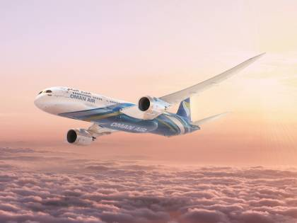 Air Italy e Oman Air, accordo per voli tra Malpensa e Muscat