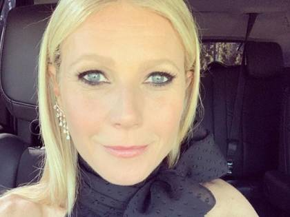 Gwyneth Paltrow si regala un vibratore