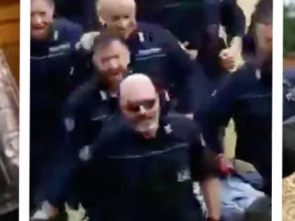 Polizia, cosa c'è dietro il video che non vogliono farvi vedere