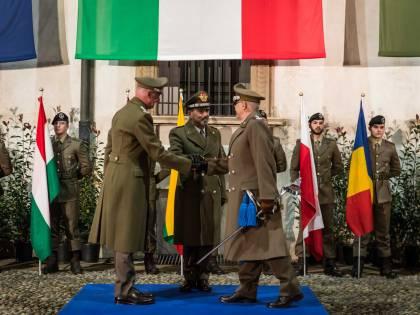 Cambio al vertice del Corpo d'Armata di Reazione Rapida della Nato in Italia