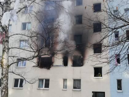 Germania, esplode un condominio: 1 morto e 25 feriti