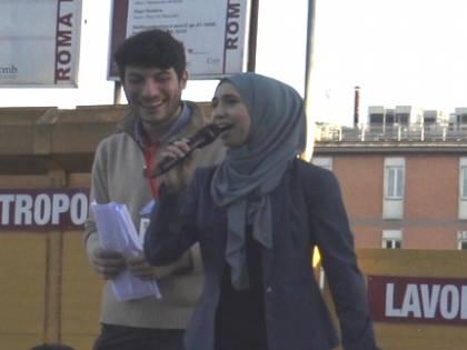 """Il veleno della sardina col velo """"Salvini? Stupido e ignorante"""""""