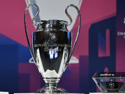 """L'Uefa prende posizione: """"Stop a Champions ed Europa League"""""""