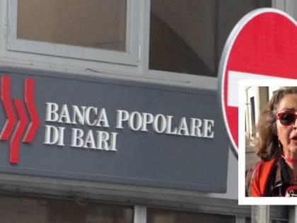 """Banca Popolare di Bari, la storia della prof: """"Ho perso 440mila euro"""""""