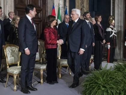 """Il monito di Mattarella ai partiti: """"Necessari rispetto e tolleranza. Primo nemico è il lavoro che manca"""""""
