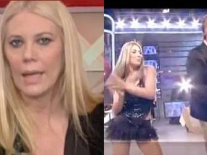 Eleonora Daniele lancia un video sulla fibrosi cistica, ma parte la Macarena: la gaffe diventa virale