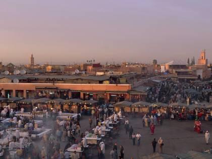Alla scoperta della città imperiale di Marrakech