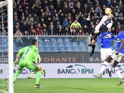 Juve, spopola la Ronaldo header challenge