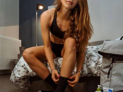 Eleonora Goldoni sensuale su Instagram
