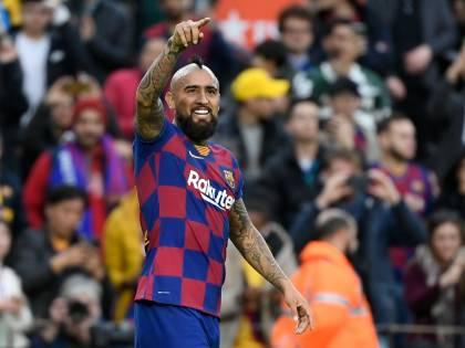Inter in pressing sul Barcellona: offerti 12 milioni di euro per Vidal