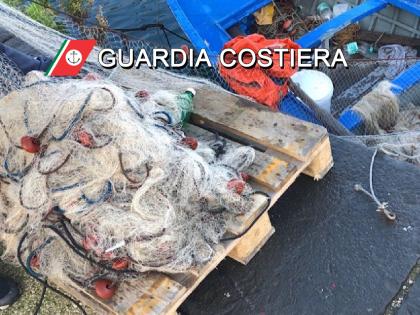 Sequestrate tre tonnellate di pesce non tracciabile