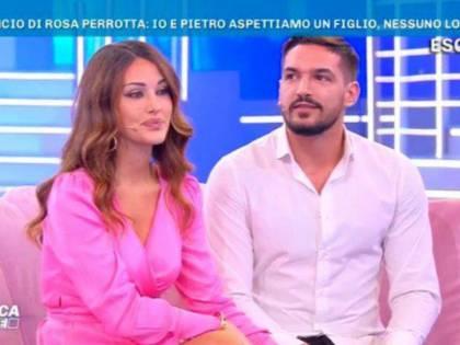 """Rosa Perrotta sul rapporto con Pietro Tartaglione: """"Non mi ha sfiorata per mesi"""""""