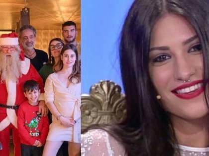 """Ludovica Valli ritrova il padre e lo perdona: """"Questa è la mia famiglia"""""""