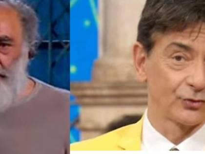 """Scontro tv tra Paolo Fox e Alessandro Haber: """"Se puoi andare, vattene"""""""