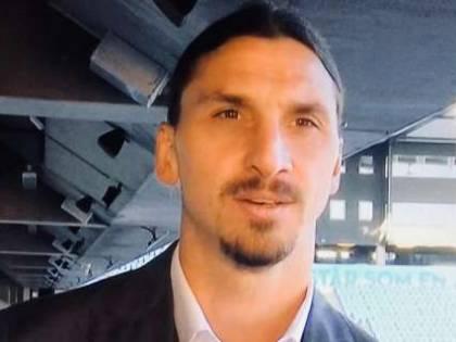 """Ibrahimovic torna in A e ritrova il nemico Chiellini: """"Una volta lo trascinai come un cane"""""""