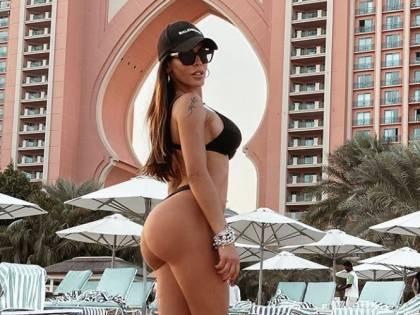 Guendalina Tavassi troppo sexy. Ecco come l'ha punita Instagram