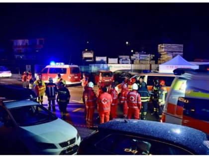 Alto Adige, un'auto sulla folla: 28enne ubriaco uccide 6 turisti