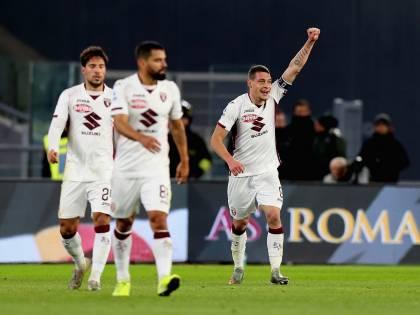 Serie A, Lazio corsara a Brescia. La Roma perde 2-0 in casa contro il Torino