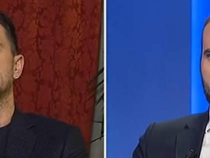 """Lite tv Marattin-Scanzi: """"Sei inguardabile"""", """"Ti piaccio con la barba?"""""""