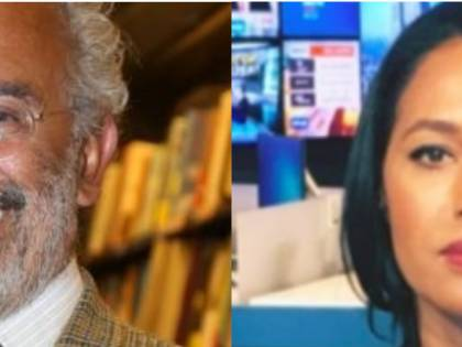 Quel like di Rula Jebreal al post di Gad Lerner contro Meloni e Salvini
