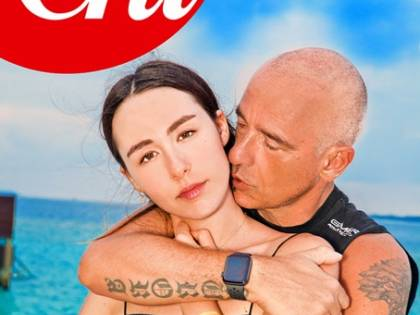 """Eros Ramazzotti è felice dopo Marica: """"È un momento di ripartenze"""""""