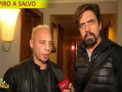 """Salvo Veneziano e il Tapiro d'Oro: """"Scannare fa rima con amare"""""""