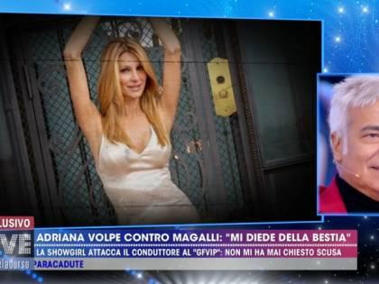 """Ora Magalli querela pure Cirillo: """"Cerca visibilità parlando male di me"""""""