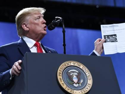 Il sogno di Trump per il Medio Oriente: un patto tra America e Israele