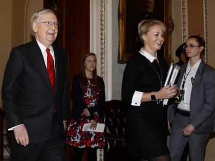 Impeachment, al Senato passa la linea dei repubblicani
