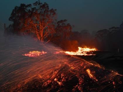 Australia, precipita un aereo antincendio: tre morti