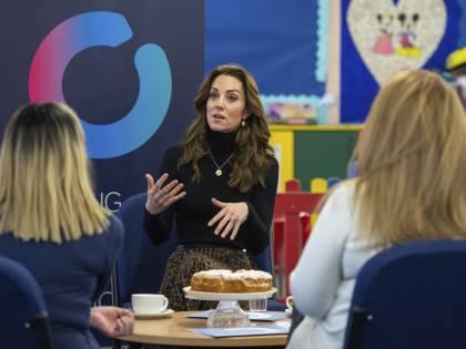 Kate Middleton si è sentita isolata dopo la nascita di George