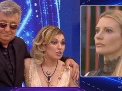 """Gf Vip, Veronica Satti si dichiara a Licia: """"La corteggerei subito"""""""