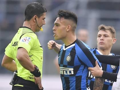 Inter, Lautaro Martinez chiede scusa. Il derby resta sempre a rischio