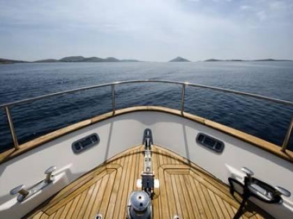 Un gioiello di 44 metri di lunghezza. Presentato lo yacht di Marco Tronchetti Provera