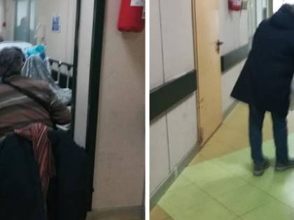 Ambulanti nei corridoi del Cardarelli: vendono la merce agli allettati