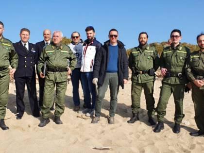 Taranto, trovati in spiaggia tre ordigni bellici