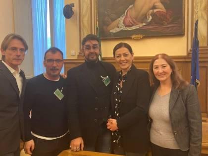 Wellness ed estetica: Saltamartini incontra i vertici Confesercenti