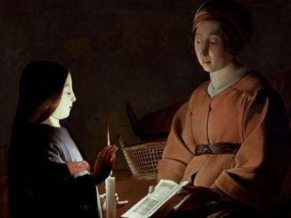 Georges de La Tour, l'arte di dipingere con le ombre