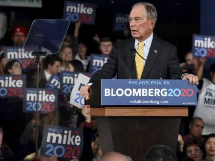 La California scopre Bloomberg: gli endorsement delle ultime settimane