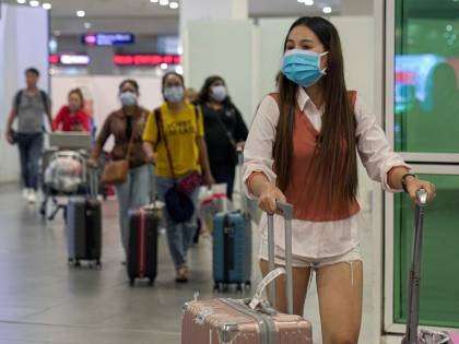 Coronavirus, 20enne di Taiwan contagiato: era appena stato in vacanza in Italia