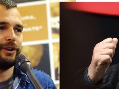 """Ora il figlio difende Toscani """"Salvini? Inno all'ignoranza"""""""