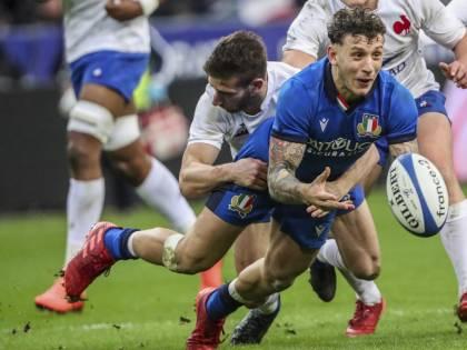 Sei Nazioni, seconda sconfitta per l'Italia: vince la Francia 35-22