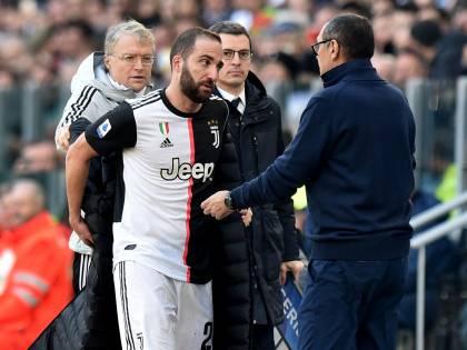 """La durissima reazione di Higuain L'agente: """"Cosa ha fatto la Juve..."""""""