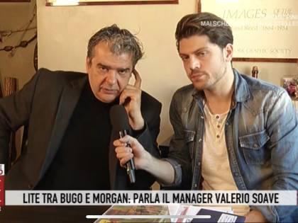 """Sanremo, parla il manager di Bugo: """"Morgan va aiutato, non condannato"""""""