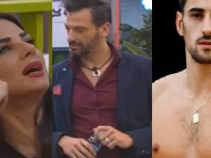 """Alessandro Graziani contro Pago e Serena Enardu: """"Lasciatemi fuori"""""""