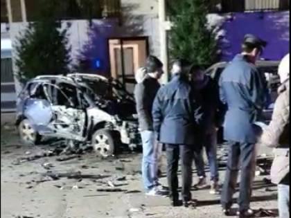 Bari, bomba sotto l'auto di un carabiniere