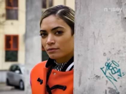 """Verissimo, Elodie ancora contro Masini dopo Sanremo: """"Mi disturbano certe parole"""""""