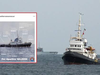 Le Ong sono a caccia di soldi: così vogliono tornare in mare